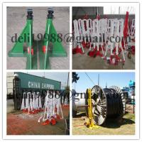 Cheap Quotation Hydraulic Cable Jack Set,Cable Drum Jacks,china Jack towers for sale