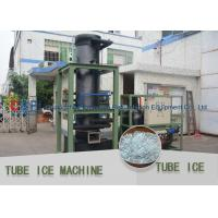 High Performence Tube Ice Maker / Ice Making Machines For Fast Food Shops Shop And Restaurant