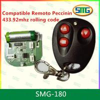 China Best Seller Auto Gate Rf Rolling Code Remote Control Compatible peccinin on sale