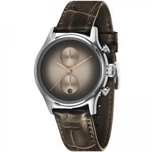 Cheap Ladies Stainless Steel Leather Quartz  Watch ,OEM Multifunction  Quartz Watch ,Men