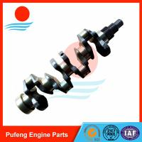 Cheap Kubota engine spare parts V3800 crankshaft, good review from North America market for sale