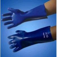 China Chemical Resistant PVC Gloves on sale