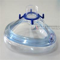 Cheap Large Size Adult / Pediatric Oxygen Breathing Mask With FDA approved wholesale