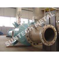 Cheap Paper and Pulping Shell And Tube Type Heat Exchanger Titanium Gr.7 Reboiler for sale