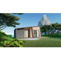 Cheap Art Villa Prefab  House , Waterproof Resort Beach House, Smart Interior for sale