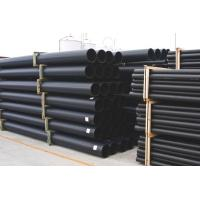 Cheap Customized PE100 high density polythene PE pipeline for Food & chemical industry for sale