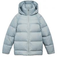 China Windproof Plus Size Packable Puffer Coat Quick Dry Type Cutom Color on sale
