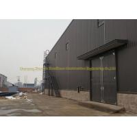 Cheap Q345 Prefabricated Warehouse Steel Structure Garage ASTM BS DIN Standard for sale