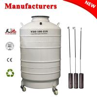 China China Stainless Steel Storage Tank 100L Liquid Nitrogen Gas Cylinder TIANCHI Manufacturers on sale