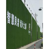 Quality Straight Curved Artificial Grass Wall Panels Easy Installation And Maintanance wholesale