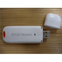 Cheap High Speed wireless 3g edge modem dongle connector Supports Windows 2000 for sale