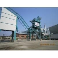180tph Belt Feeding Capacity Asphalt Drum Mix Plant 5 Cold Feeders With Imported Motor Recuder
