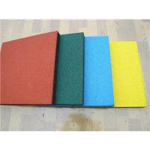 500X500 Outdoor Rubber Flooring Tiles