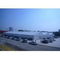 Cheap 600 People Outdoor Clear Span Waterproof Canvas Marquee Party Tent for Trade Show wholesale