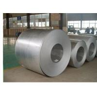 Regrigeration Industry Galvanized Steel Sheet In CoilISO14001 Certification