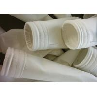 Cheap Nonwoven Glass Fiber Cloth High Temperature Filter Media For Dust Filter Bag for sale