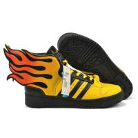 Cheap 2012 supra fashion Justin Men Society yellow shoes for mens for sale