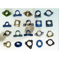 Cheap Standard Spherical OD Insert Ball Bearing Units , Bearing Blocks Housings for sale