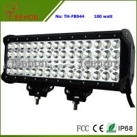 Cheap 180 Watt 15 Inch Four Row off road LED Light Bar for 4WD and ATV for sale