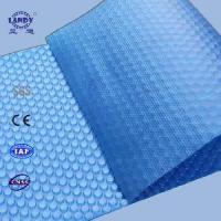 China PE Bubble Swimming Pool Cover on sale