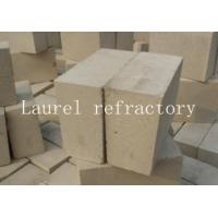 Steel Furnaces High Alumina Brick For Refractory , Fire Resistant Bricks