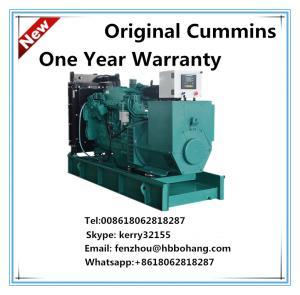 China Cummins 165KVA/130KW diesel generstor set powered by 6CTA8.3-G2 on sale