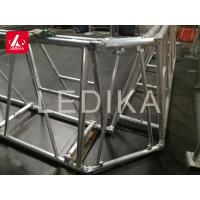 Cheap Ceiling Light Standing Foldable Truss System For Event /  Aluminum Triangle Truss for sale