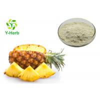 China Organic Pineapple Powder Instant Fresh Ananas Fruit Juice Concentrate Extract on sale