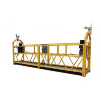 Cheap Painted / Hot Galvanized Suspended Platform Cradle for sale