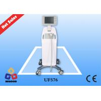 Cheap 5 Adjustable Energy Level HIFU Beauty Machine With Type B Security Classification wholesale