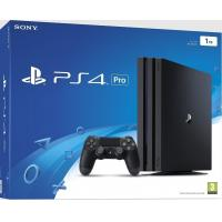 Cheap SONY PLAYSTATION 4 PS4 PRO 1TB 1 TERABYTE CONSOLE BLACK 4K WIFI BLURAY 1000 GB wholesale