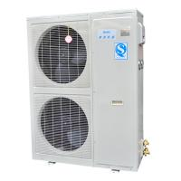 Cheap Air Cooled Air Conditioner Refrigeration Condensing Unit Monolithic Structure  High Heat Exchange Efficiency for sale