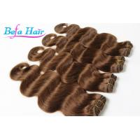 Cheap Customized Coloured Blonde European Human Hair Extensions Bundles for sale