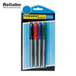 Cheap Fine Tip Permanent Marker Pens Bulk Whiteboard Marker Plastic Deign Industry Fine Point for sale