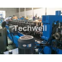 Cheap 85mm Shaft Diameter Cable Tray Roll Forming Machine With GI or Carbon Steel Raw Material for sale
