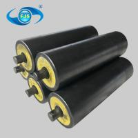 China pulley rope roller with high quality outdoor mining belt conveyor roller on sale