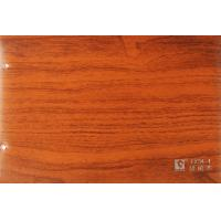 Quality PVC Decorative Wood Grain Film Lamination Membrane Stained Surface for Door wholesale