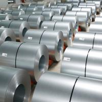 Quality SGCD Hot Dipped Double Sided Galvanized Steel Coils For Constraction for sale