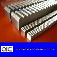 Cheap Transmission Spare Parts CNC Machined Racks for sale