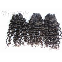 Cheap Double Knots Soft Real Brazilian Human Hair Weft For Dream Girl wholesale