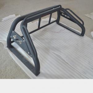 Cheap 2007 D-MAX Pick Up Roll Bar , Black / Texture ISUZU Roll Bar Replacement for sale