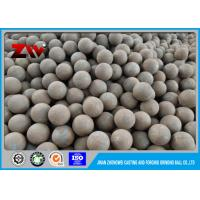 Cheap HRC 60-68 grinding steel balls for mine , forging and casting technology wholesale