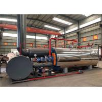 Cheap WNS Series 1 T/H Diesel Steam Boilerhorizontal / Vertical Type Available for sale
