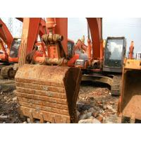 Cheap 1.5cbm bucket capacity Used Excavator  Hitachi ZX240LC excavator year 2006 for sale
