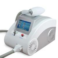 Buy cheap Q-switch ND Yag Laser Machine for Tattoo Removal,Scar Acne Removal,Eyebrow from wholesalers