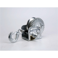 Cheap Hand winch portable heavy steel cable manual winch 600lbs for boat sale wholesale for sale