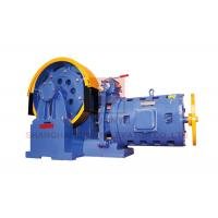 Cheap DC110V 1.1A AC2 Geared Traction Machine Elevator Component SN-TMYJ250K for sale