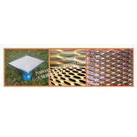 Cheap 1000 * 2000 mm Decorative Perforated Sheet Metal Panels With 0.1-200mm Aperture for sale