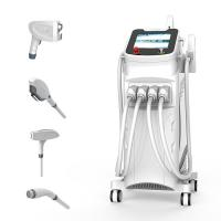 Cheap 4 In 1 Professional Laser Hair Removal Machine Skin Tightening For Beauty Salon for sale