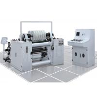 Cheap High Speed Label Slitter Rewinder Machine Photoelectric Correcting System for sale